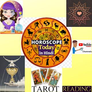 Horoscope Today In Hindi Tarot Reading Youtube Channels