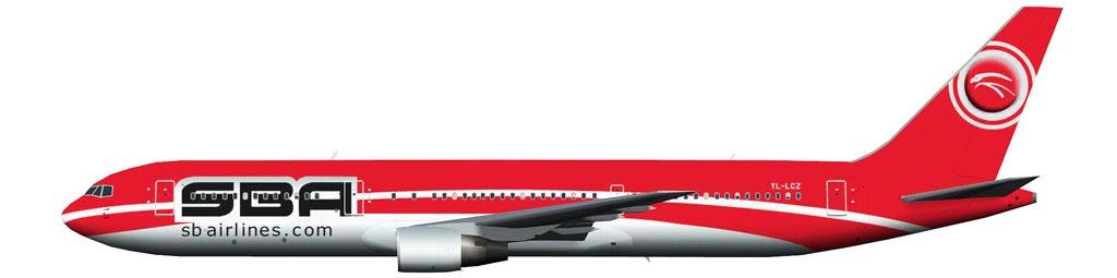 kaese2002.de: Santa Barbara Airlines Boeing 767-300