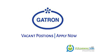 Gatron Industries Limited Jobs In Pakistan May 2021 Latest | Apply Now