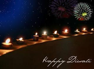 happy diwali greeting cards download