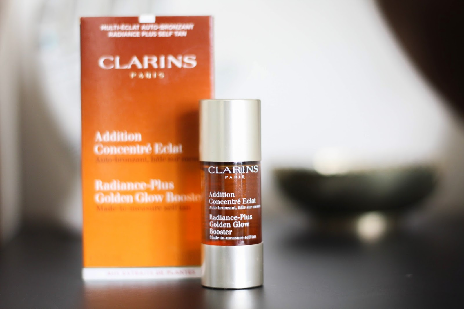 Clarins Radiance Plus Golden Glow Booster review