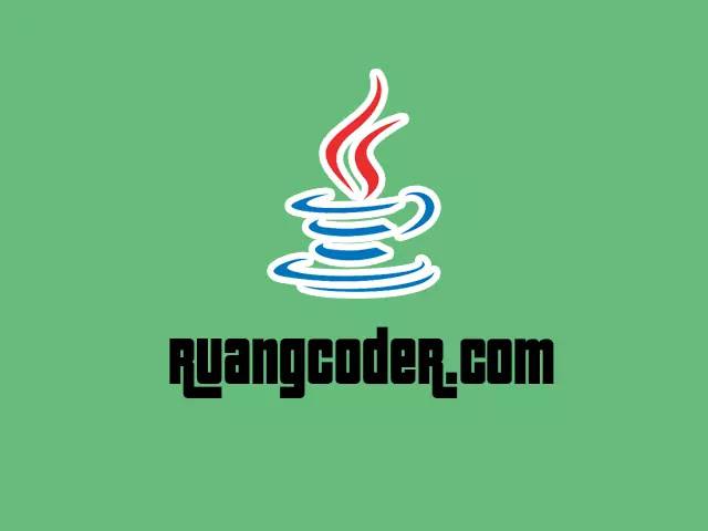 Contoh Program Java Menggunakan Array