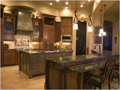 Tuscan Kitchen Ideas House Affair