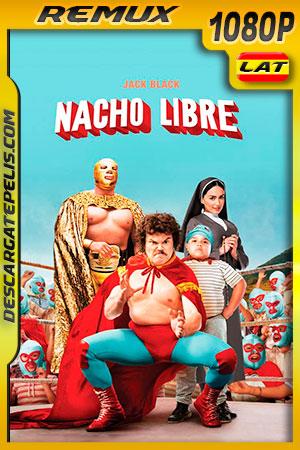 Nacho Libre (2006) 1080p BDRemux Latino – Ingles