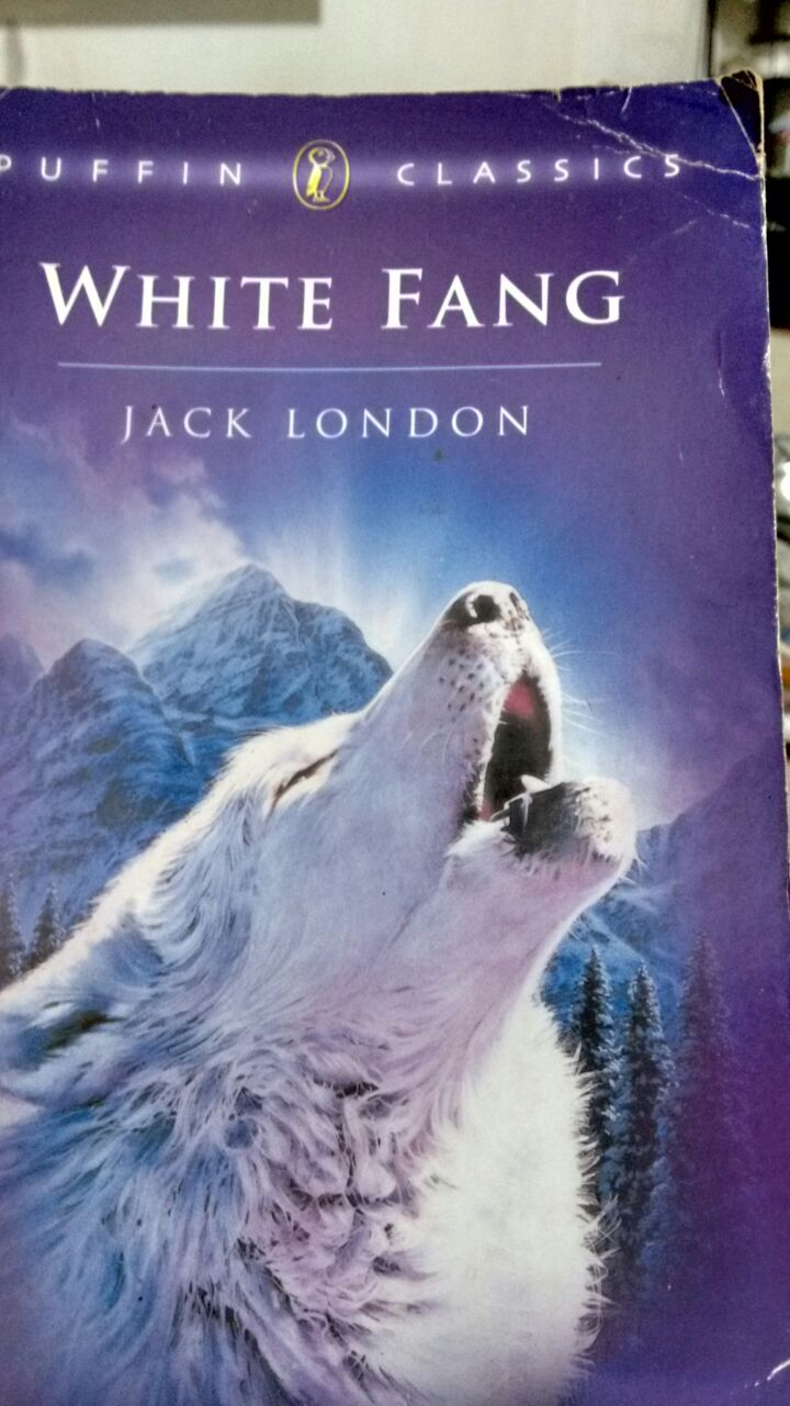 White fang book plot chart