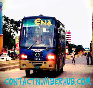 Ena Paribahan Contact Number  images