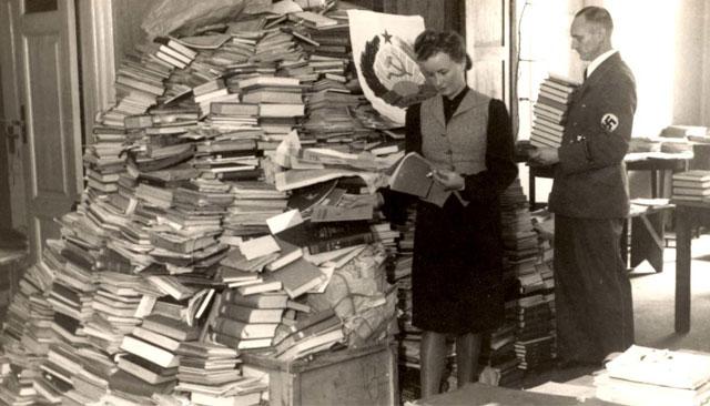 Perpustakaan nazi