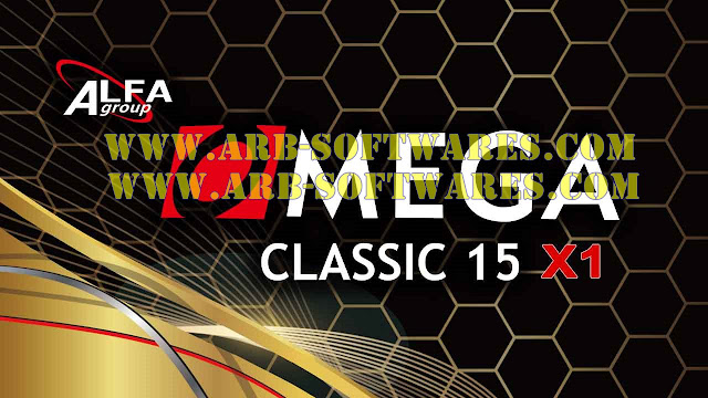 OMEGA Classic 15 X1 1506TV 512 4M SCB1 V10.05.14 NASHARE PRO-ECAST NEW SOFTWARE 15-6-2020