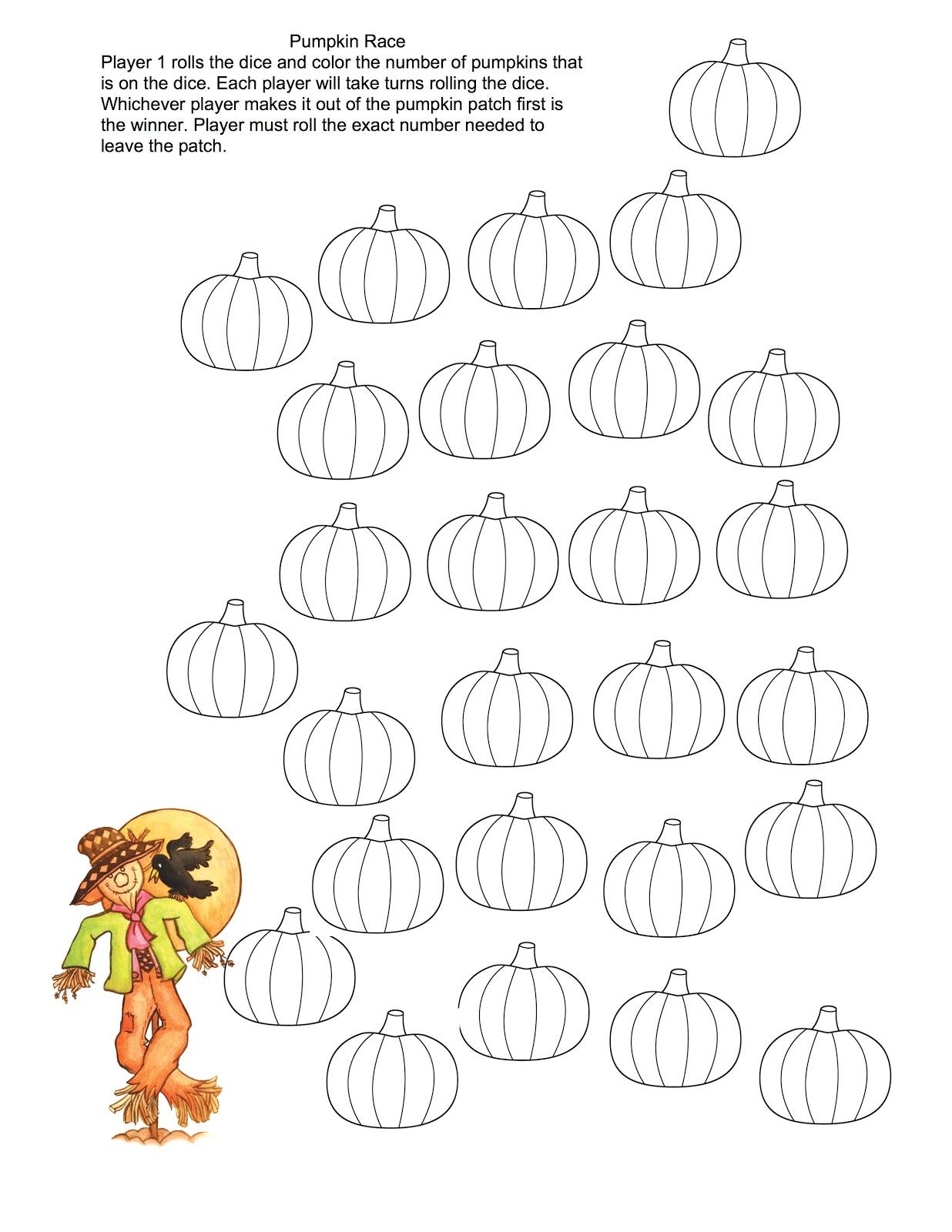 Teacher Talk: Halloween Math Games