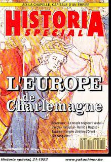 Europe et Charlemagne