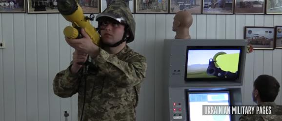 ДНВЦ ЗСУ розпочав випробування електронних модульних тренажерів ПЗРК «Ігла» та ПТРК «Фагот»