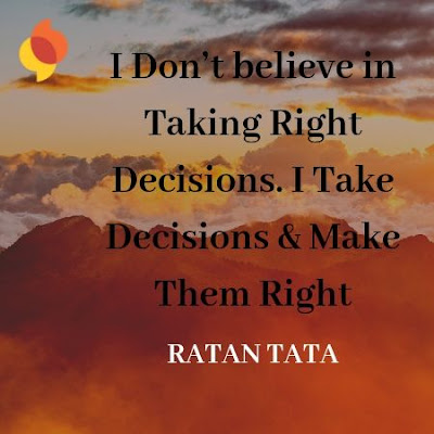 Ratan Tata Motivational Quote