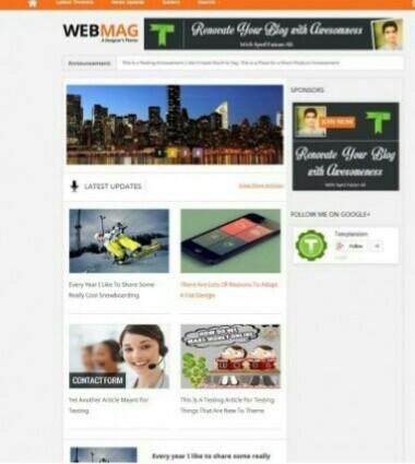 Web Mag