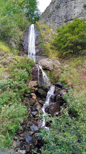 водопад Сванетия