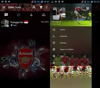 BBM Mod Arsenal 3.0.0.18 Terbaru