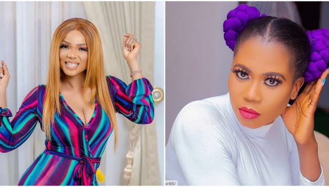 You are a thief, I closed down my two shops because you were stealing from me Iyabo Ojo accuses her former PA of theft