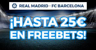 paston promocion real madrid vs barcelona 1 marzo 2020
