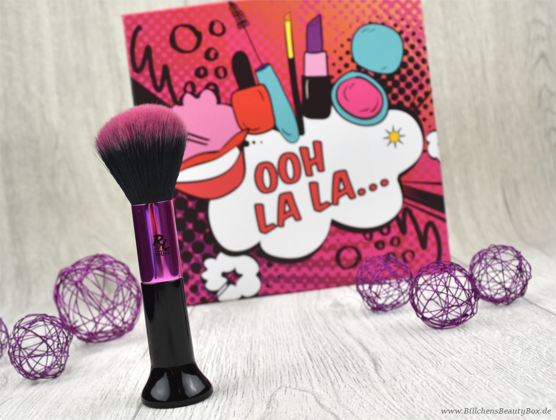 Pink Box - Pop Art Edition - RdeL Young - Powder Brush