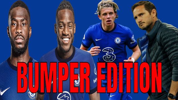 CHELSEA NEWS & CHELSEA TRANSFER NEWS | BUMPER EDITION - YOU VE GOT TO WATCH THIS!