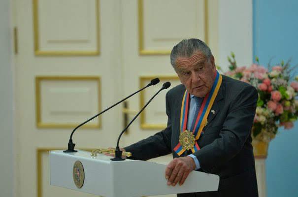 Eurnekian donará US$ 250.000 a Armenia para luchar contra COVID-19
