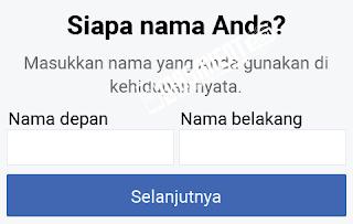 Cara Membuat Facebook