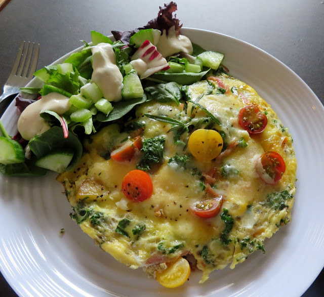 How to Make a Frittata