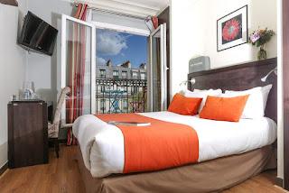 Hotel Avalon en París, viajes y turismo