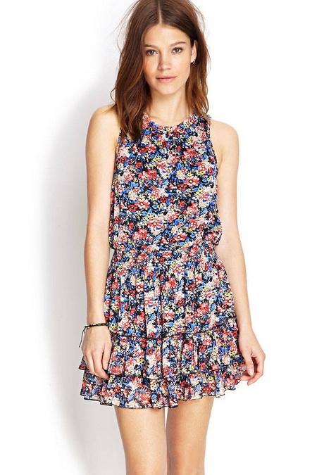 vestido de moda casual