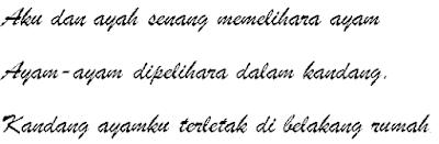 Contoh Soal AKM Bahasa Indonesia Kelas 3 SD dan Kunci Jawaban