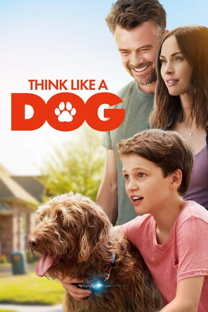 [MOVIE] Think Like a Dog (2020) [DVDRip]