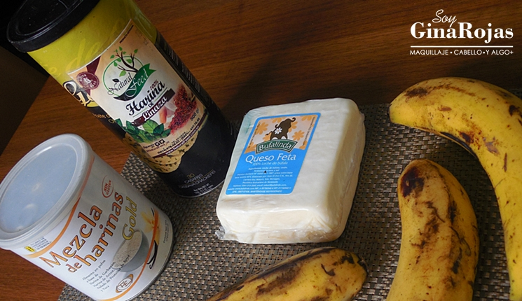 ingredientes para los tequeños