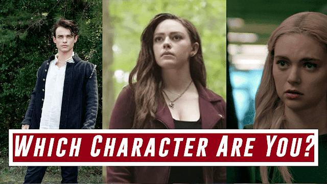 Legacies,The Originals,The Vampire Diaries