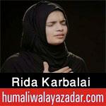 https://aliwalayazadar.blogspot.com/2020/08/rida-karbalai-nohay-2021.html