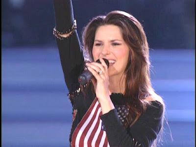 10 Lagu Country Terbaik Shania Twain yang Bagus
