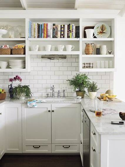 5 simple tips for decorating small kitchens 2