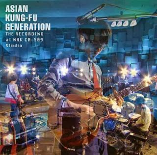 ASIAN KUNG-FU GENERATION - ザ・レコーディング The Recording at NHK CR-509 Studio