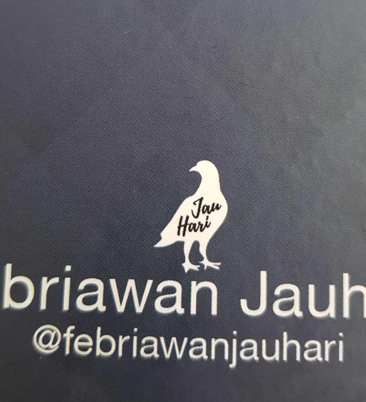 logo burung Febriawan Jauhari