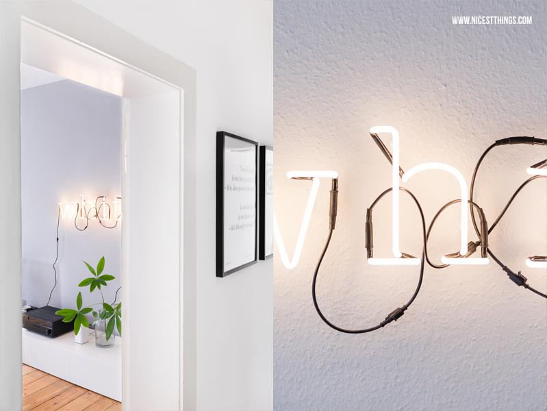 Seletti Leuchtbuchstaben Neon Art Wanddeko