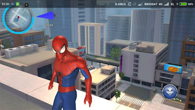 The Amazing Spider-Man 2 Apk + DATA Obb v1.2.0 Mod Money Latest Version Gratis For Free