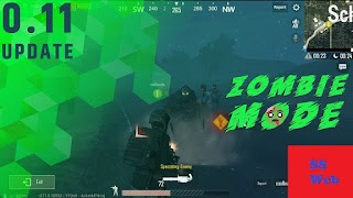PUBG Mobile 0.11.0 Beta Version Download With New Zombie Mode,Moonlight