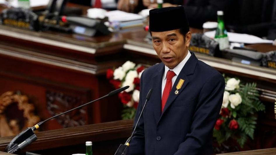 Jokowi Mengaku Tak Punya Uang untuk Pilpres 2019