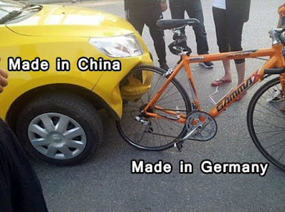 Made in China fail