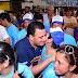"""Samaniego resalto la """"muestra de  lealtad"""" de la militancia a Insfrán"""