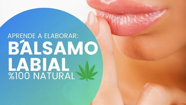 ✅ Bálsamo labial 100% natural Receta