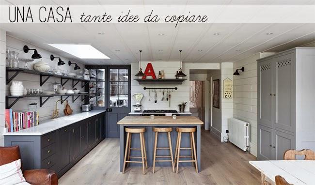 Una cucina country ma non troppo  Home Shabby Home  Arredamento interior craft