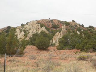hills in cerrillos NM