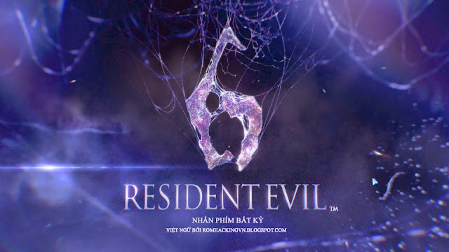 GAMES RESIDENT EVIL 6 VIỆT NGỮ