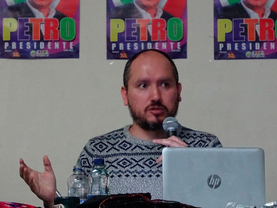 Fecode convoca a paro. Declara urgente defender la reforma constitucional al SGP