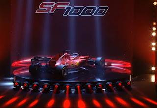 Ferrari facing seizure of SF1000