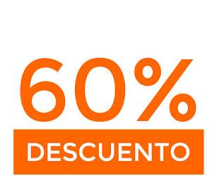 60% dto en Converse